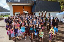 Tuwharetoa Mai Kawerau ki te Tai Opening Day
