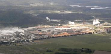 Kawerau Industrial Site