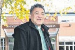 Reverend Wayne Te Kaawa - The First Maori Chaplain at a New Zealand University