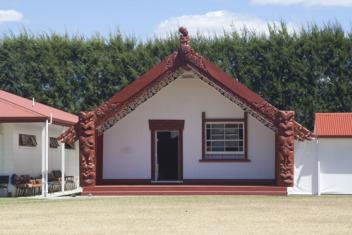 Tuwharetoa Paparangi Hui Whakawhanaungatanga - Umutahi Marae