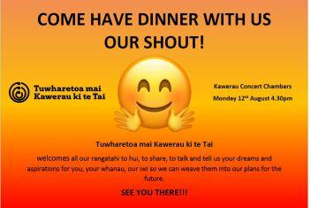 Tuwharetoa Hui for Rangatahi
