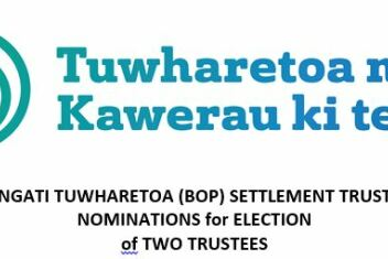 Notice - Nominations for Election of Trustees 2019