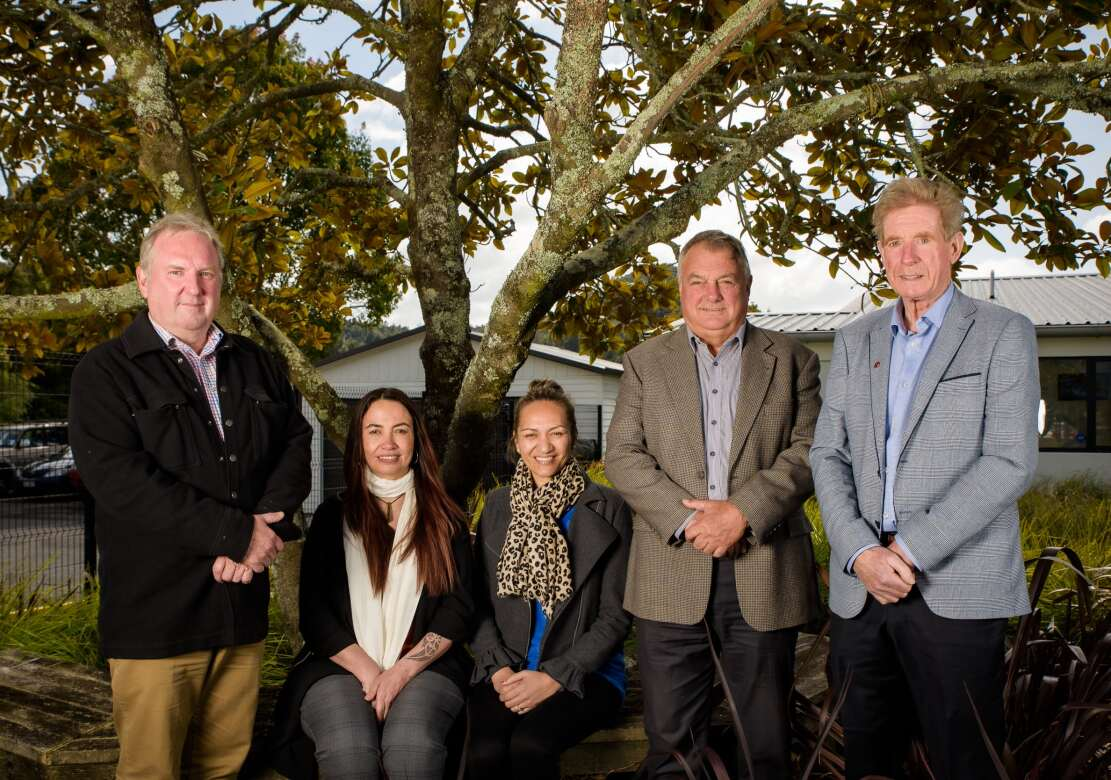 Ngati Tuwharetoa Geothermal Assets Limited - Board of Directors
